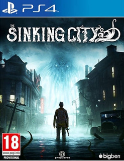 The Sinking City- Juego Fisico Ps4- #sniper.cl