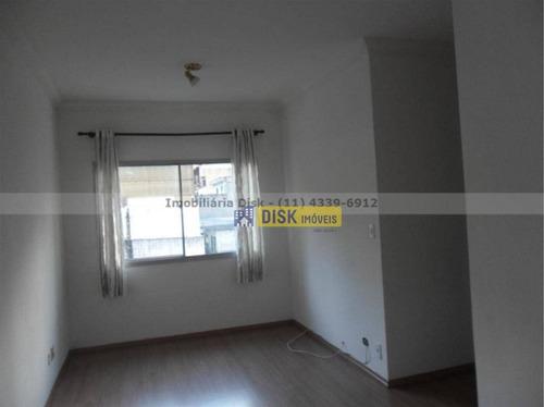 Apartamento Com 2 Dormitórios À Venda, 58 M² Por R$ 250.000,00 - Assunção - São Bernardo Do Campo/sp - Ap1223