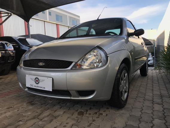 Ford Ka Gl 1.0 2005/2006 (gas.) - Prata