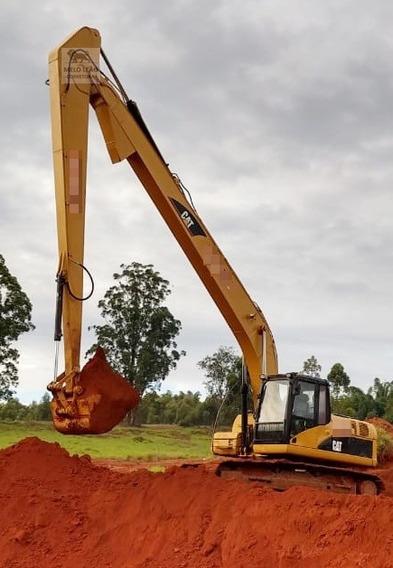 Escavadeira Caterpillar 320dl - Ano 2007 - Com 22.396 Horas