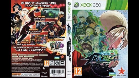 Kof Xiii 13- Xbox 360-midia Digital