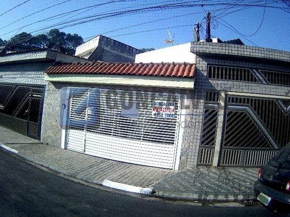 Venda Casa Terrea Sao Bernardo Do Campo Demarchi Ref: 65355 - 1033-1-65355