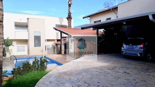 Imagem 1 de 30 de Casa Parque Das Universidades - Campinas/sp - Ca0891