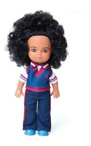 Mini Boneca Kessya De As Aventuras De Poliana - Estrela