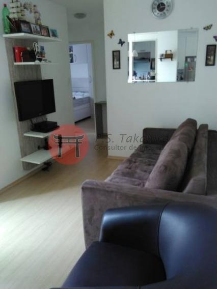 Apartamento Para Morar Em Vila Mendes - 4578
