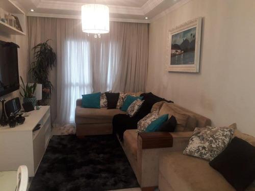 Imagem 1 de 13 de Apartamento Com 03 Dormitórios E 98 M² | Vila Aurora (zona Norte) , São Paulo | Sp - Ap53695v