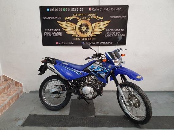 Yamaha Xtz 125 Mod 2017 Pap Nuevos Trasp Incluido