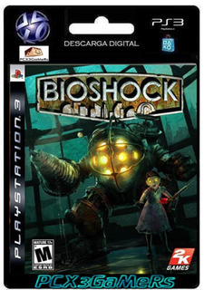 Ps3 Juego Ps3 Bioshock Pcx3gamers