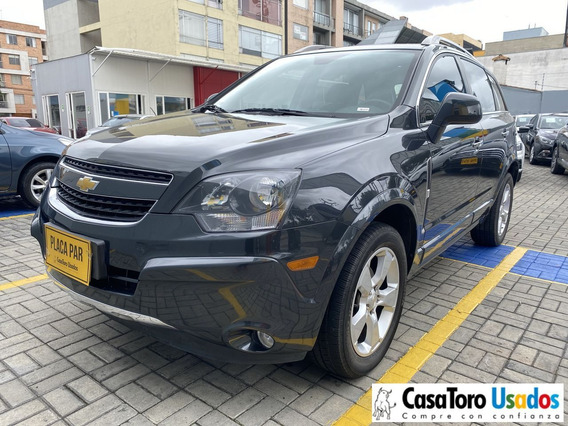Chevrolet Captiva Sport Lt 4x4 3000cc 2016