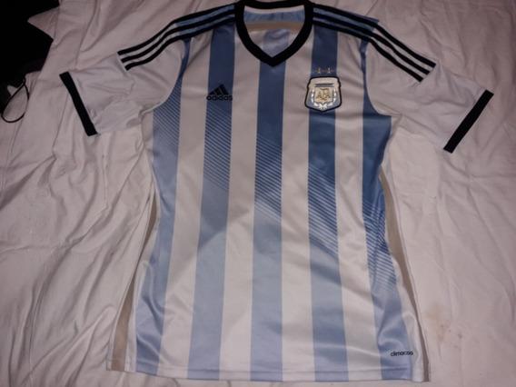 Camiseta Antigua Selecc.argentina 2013.orig L