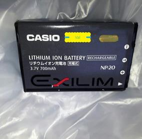 Bateria Casio Lithium Ion Bateriy No-20 3.7v 700mah Casio