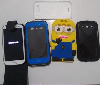 Celular Samsung Galaxy S3 Gt I9300 Blanco Liberado Repuesto