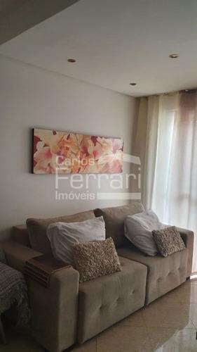 Ótimo Apartamento A Venda Próximo Ao Shopping Santana. - Cf32853