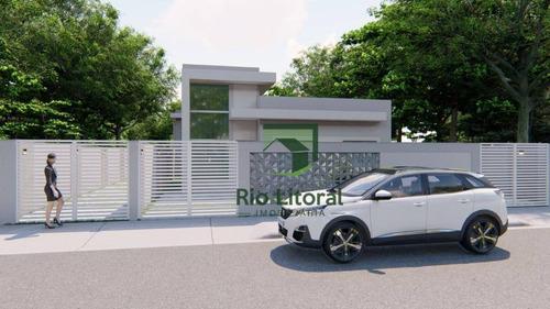Casa À Venda, 90 M² Por R$ 360.000,00 - Enseada Das Gaivotas - Rio Das Ostras/rj - Ca1147