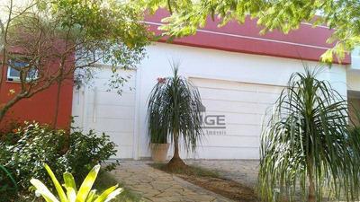 Casa Com 3 Dormitórios À Venda, 235 M² Por R$ 650.000 - Condomínio Campos Do Conde - Paulínia/sp - Ca13065