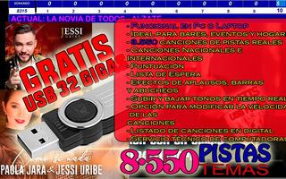 Usb Flash Memory Pendrive 1año Garantia Ecuakaraoke 8.550