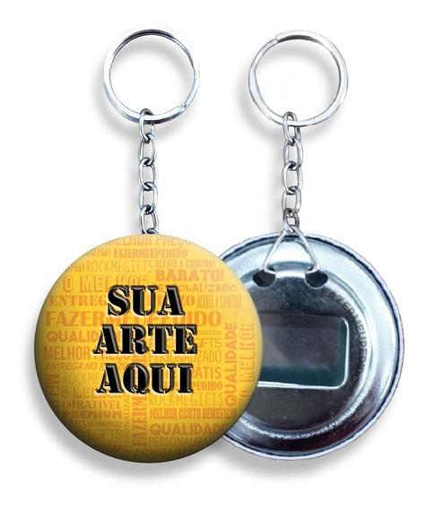 Abridor De Garrafa Personalizado Cha Bar Lembrança 40 Peças