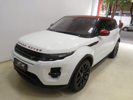 Land Rover Range Rover Evoque 2.0 London Edition 4wd 16v