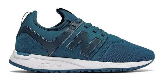 Zapatilla New Balance Wrl247sp Dama - Azul