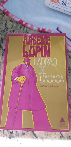 Arsene Lupin.ladrao De Casaca