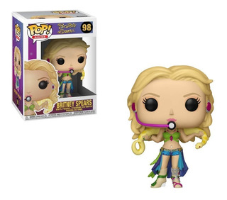 Funko Pop Britney Spears #98 Nuevo Original