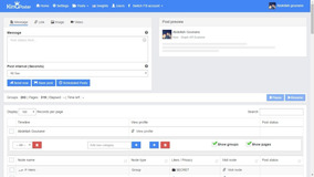Facebook Postador Automatico (script)