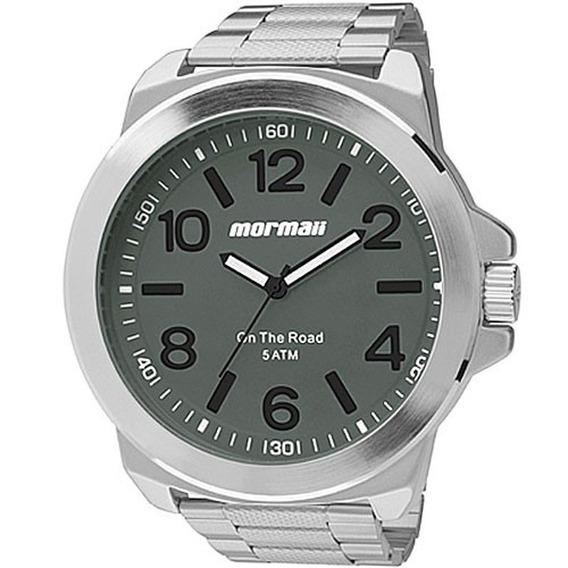Relógio Mormaii Masculino Mo2035fd/3v C/ Garantia E Nf