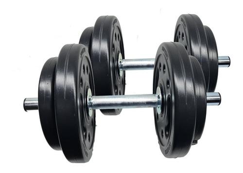 Kit Musculação 26kg