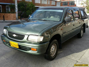 Chevrolet Luv Std [tfr] Mt 2200cc 4x2
