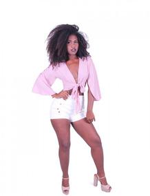 a4c7820f5 Blusa Feminina Ellabelle Eb-10200 - Asya Fashion