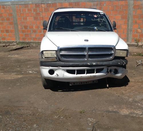 Imagem 1 de 10 de Sucata Peças Acessórios Dodge Dakota 1999 115cv