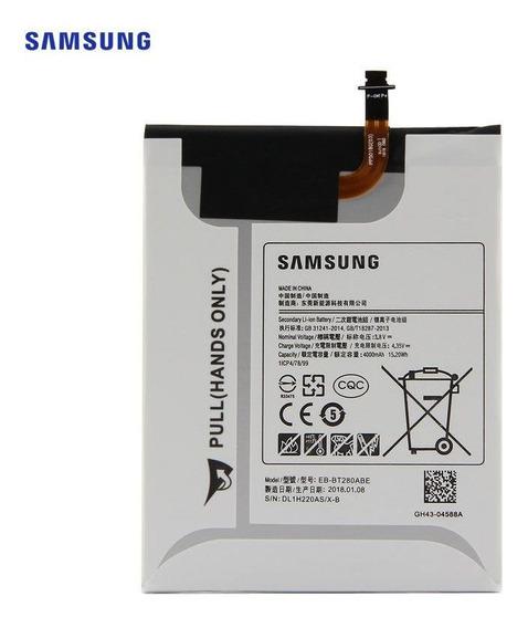 Bateria Sans. Tab A6 Sm T280 T285 Eb-bt280aab 4000mah Orig.