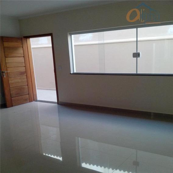 Sobrados Novos Em Condomínio Fechado 02 Dormitórios, 02 Suítes, 02 Vagas Em Santana - So0072