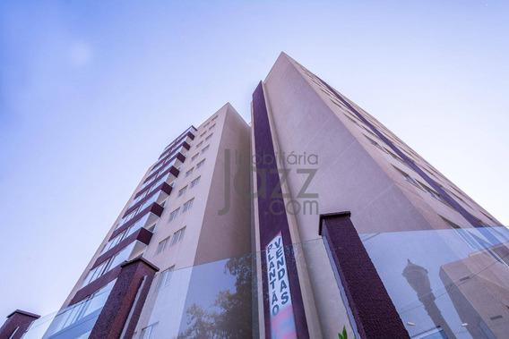 Apartamento Residencial À Venda, Santa Cecília, Paulínia. - Ap1356