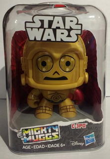 Mighty Muggs Star Wars C-3po