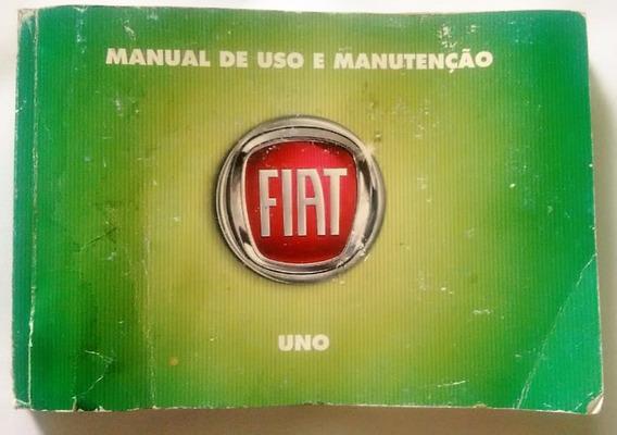 Manual Do Proprietário Fiat Uno 2012