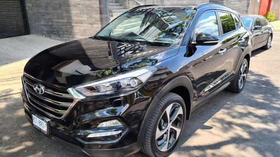Hyundai Tucson 2.0 Limited Tech At 2018