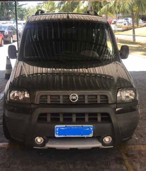 Fiat Doblo 1.8 Original Adventure Flex 5p 2008