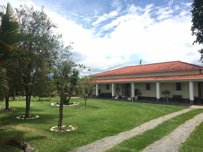 Rural Para Venda, 4 Dormitórios, Colônia Do Piagui - Guaratinguetá - 1726