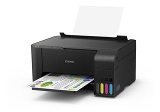 Impresora Epson L3110 Multifunción Ecotank Sistema Continuo