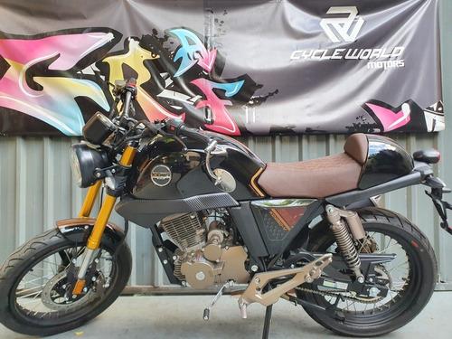 Moto Kiden Kd 250 V Fi Rocketman 0km 2021 Cafe No Ceccato