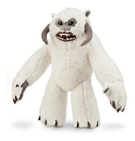 Wampa Pelúcia Star Wars - Exclusivo Disney Store