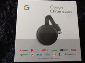 Google Chromecast 3 - Original