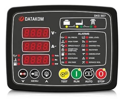 Módulo Datakom Dkg-307 Mpu
