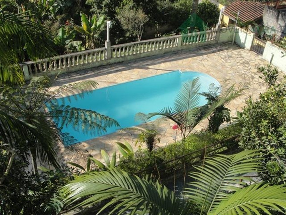 Casa Residencial À Venda, Potuverá, Itapecerica Da Serra. - Ca0205