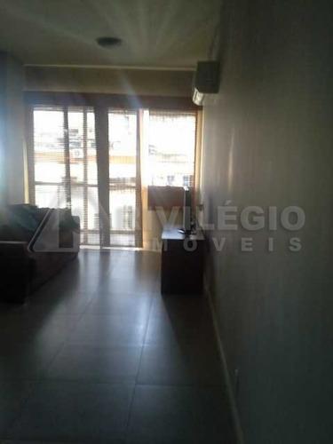 Imagem 1 de 24 de Apartamento À Venda, 1 Quarto, 1 Suíte, 1 Vaga, Copacabana - Rio De Janeiro/rj - 15327