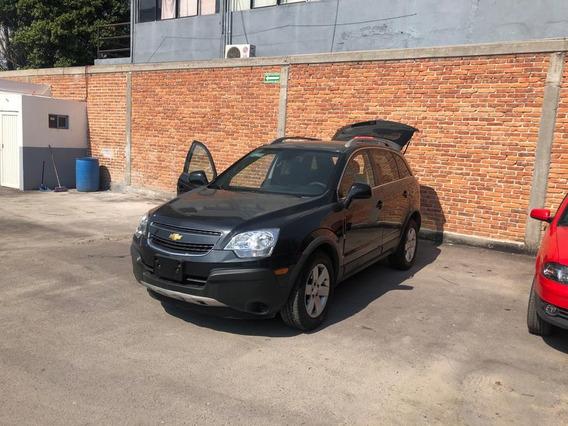 2012 Chevrolet Captiva, Aut 4cil, 80,000 Kms Impecable
