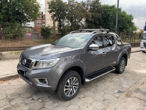 Nissan Frontier Np300 Le 4x4 At