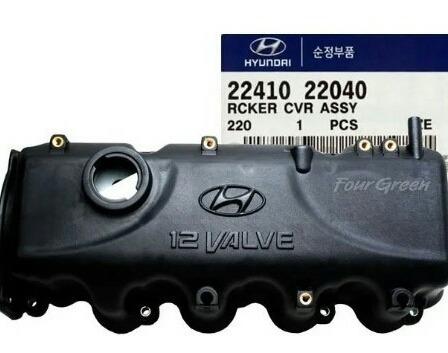 Tapa Válvulas Hyundai Accent Original