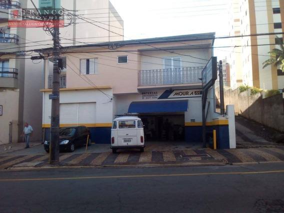 Salão Comercial Em Avenida Movimentada - Sl0035